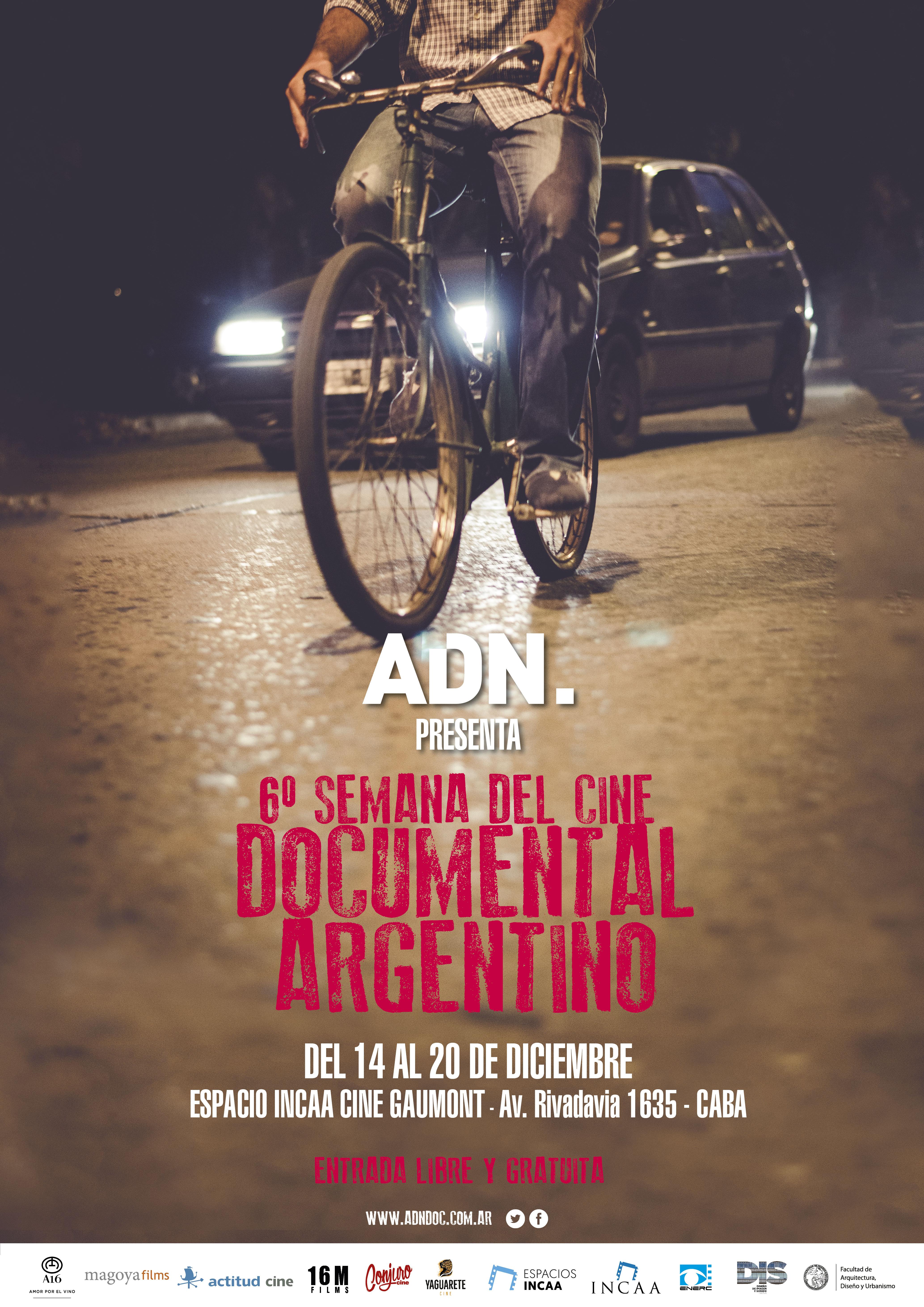 6º Semana del Cine ADN 2017