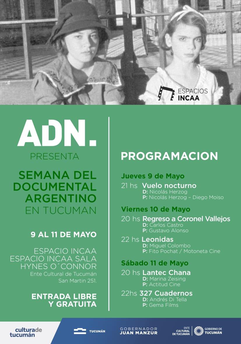 Ciclo de ADN en Tucumán