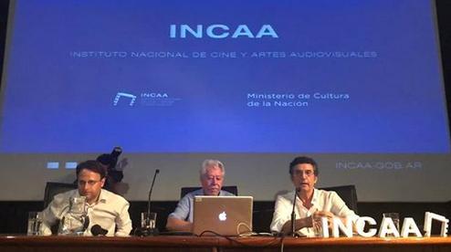 Nuevas autoridades en el INCAA