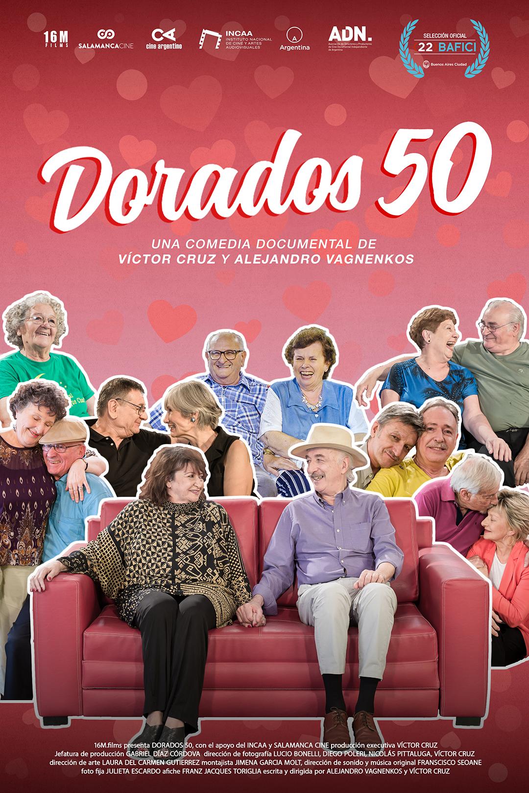 Dorados 50