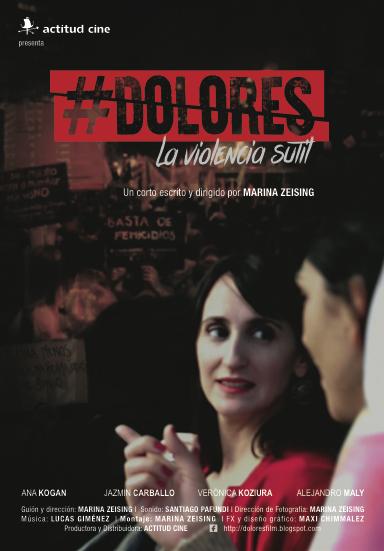 DOLORES, LA VIOLENICA SUTIL