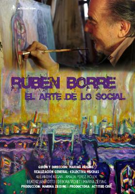 RUBÉN BORRÉ, EL ARTE DE LO SOCIAL